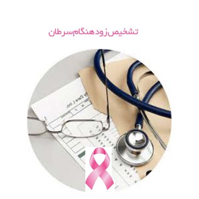 تشخیص زود هنگام سرطان سینه